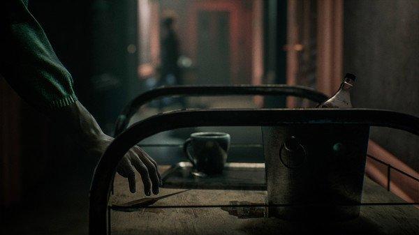 恐怖游戏新作《被害妄想》公布 偏执男主的惊悚之旅