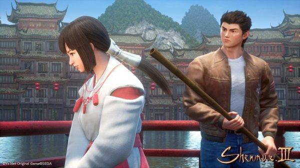 《莎木3》PC版接收退款 Steam Key一年后发放