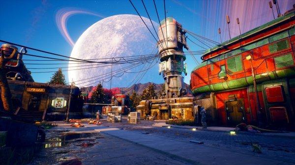 黑曜石《天外世界》结局不止一种 获最佳原创游戏奖