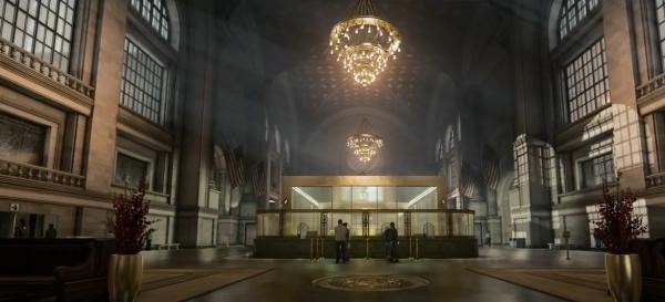 《杀手2》发布新地图预告 光头47夜闯纽约银行