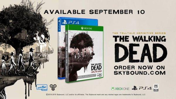 《行尸走肉》重制版正式公布 PC版由Epic商城独占
