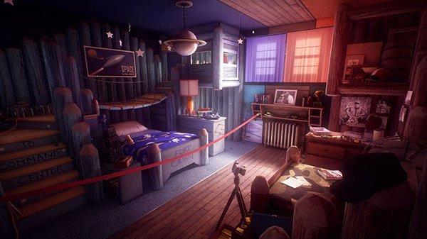 《艾迪芬奇的记忆》登陆Switch平台 游戏支持中文