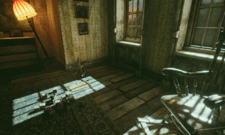 恐怖游戏《银链》全新预告发布 8月6日登陆Steam