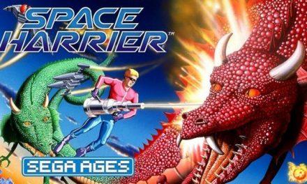 Switch世嘉冷饭系列《SEGA AGES 太空哈利》6月27日发售