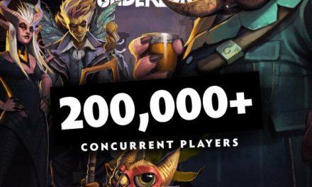 《刀塔霸业》上线4天 Steam同时在线人数突破20万