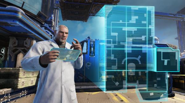 《战争机器5》地图编辑器详情 随心所欲设计关卡