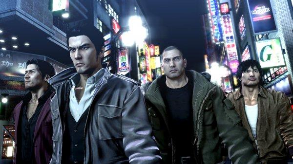 《如龙5》繁中版正式发售 5名主角为梦想努力拼搏
