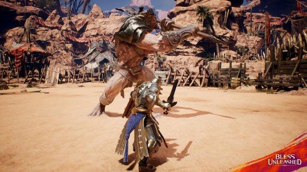 Xbox平台独占RPG作品 《祝福解放》最新预告公开