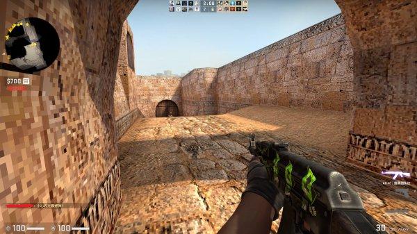 庆祝反恐精英20周年 《CS:GO》加入复古沙漠2地图