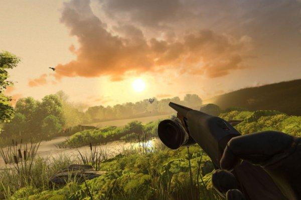 《猎鸭季节》PC版公布 致敬FC的恐怖射击游戏