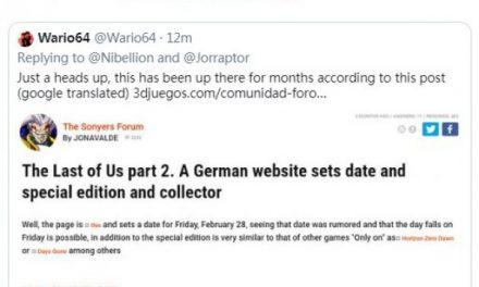零售商泄露《最后的生还者2》发售日 明年2月上线
