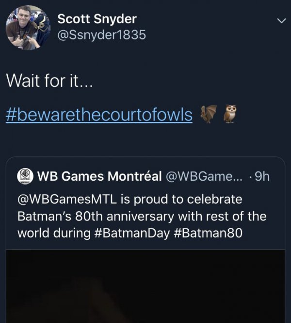 华纳工作室发布神秘视频 疑似曝光《蝙蝠侠》新作