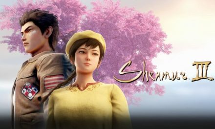 《莎木3》亚洲地区由绿洲游戏代理发行 11.19同步发售