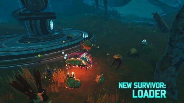 《雨中冒险2》2.0版本上线 初代角色装载机Loader登场