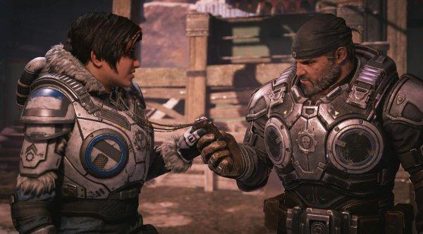 《战争机器5》IGN终评9分 游戏可玩性很高