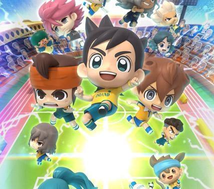 《闪电十一人SD》10月份上线 超能力足球大战来袭