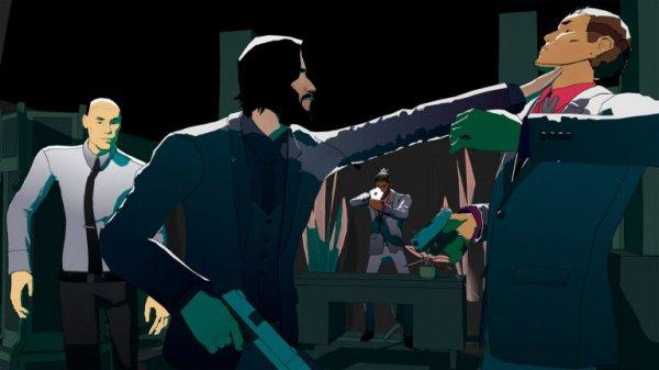 《疾速追杀Hex》10月8日发售 PC版为Epic独占