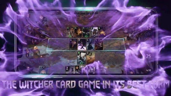《巫师之昆特牌》10月29日登iOS 国区本月开启预购