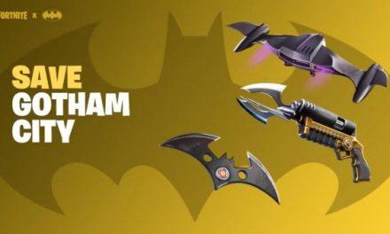 《堡垒之夜》联动蝙蝠侠活动开启 哥谭市终极任务
