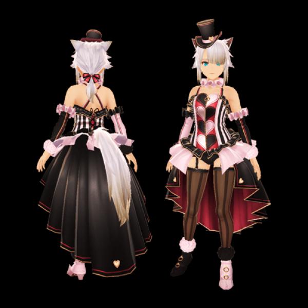 《伊苏9》两款服饰DLC放出 1.02版本更新内容公布