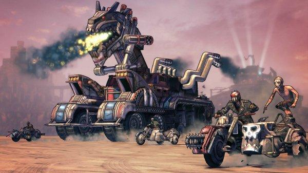 《无主之地3》加入守护者等级 升级可解锁更多奖励