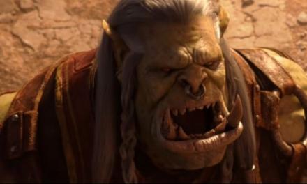 《魔兽世界》8.25CG公布 一代部落大王就此消逝