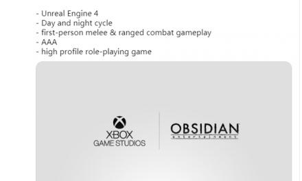 黑曜石发布岗位招聘 新作或为多人在线RPG网游