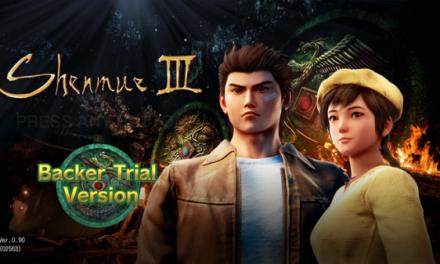 《莎木3》推出PC端试玩版本 体验白鹿村的休闲生活