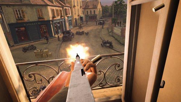 VR游戏《荣誉勋章:超越》公布 领略二战历史事件