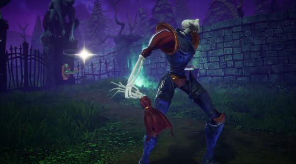 《骷髅骑士:重制版》推出试玩 98年动作经典回归