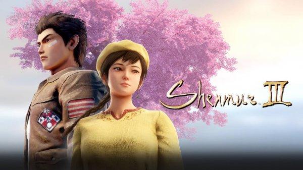 《莎木3》上架PS港服商店 预购售价396元人民币
