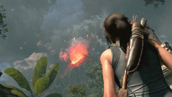 《古墓丽影:暗影》终极版定档 11月5日正式发售