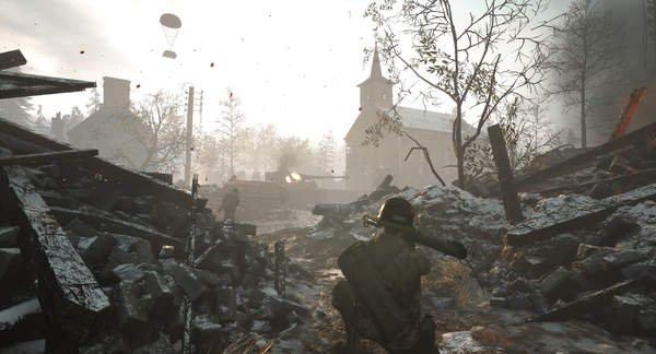 二战FPS《人间地狱》提供免费试玩 更新大量内容