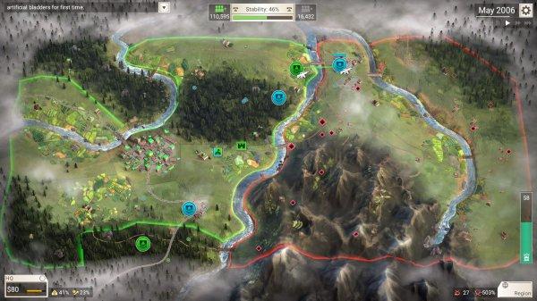 军事模拟《反叛公司》今日发售 登陆Steam平台