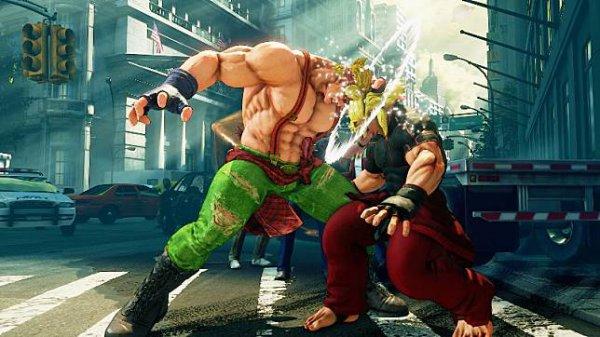 《街头霸王5》11、12月发布更新消息 或有新人加入