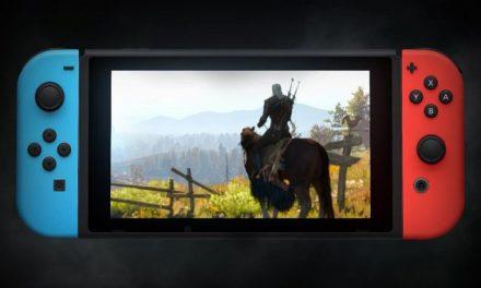 《巫师3》Switch版公布预告 随时随地开始征途