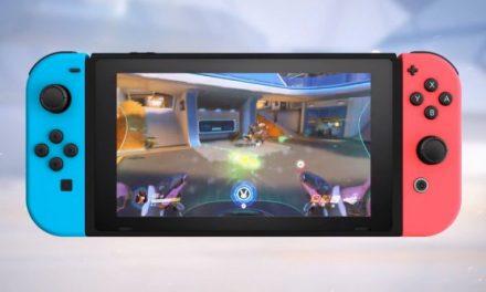 《守望先锋》Switch版实机演示 画质缩水运行流畅