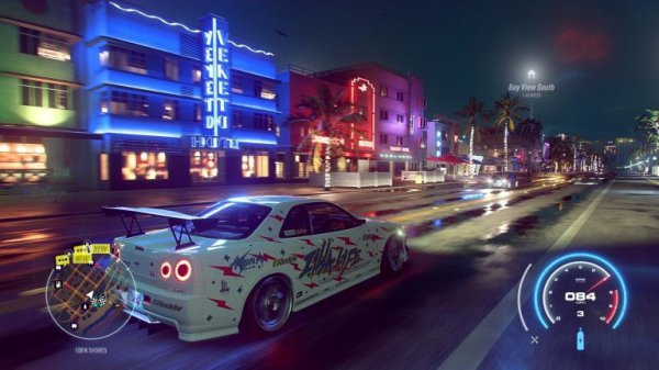 《极品飞车:热度》已进厂压盘 11月8日正式发售