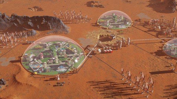 Epic喜加一:生存建造游戏《火星求生》免费领