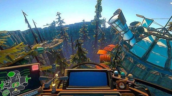 太空冒险游戏《星际拓荒》登陆PS4 10月15日发售