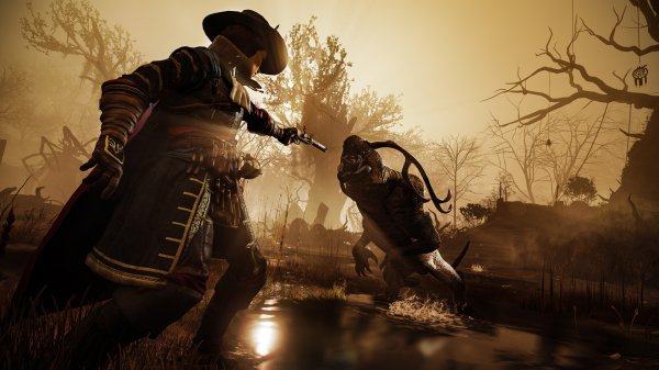 《贪婪之秋》Steam评论强势回暖 好评率突破81%
