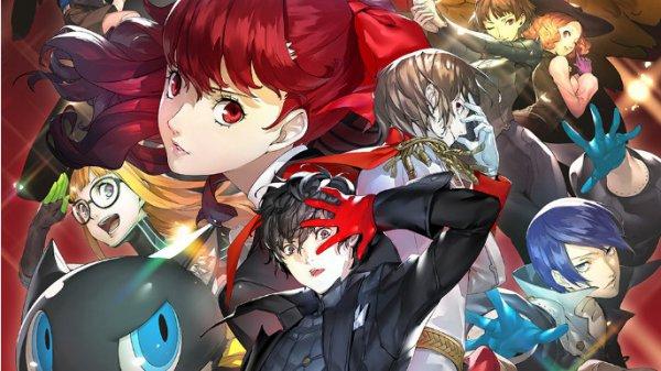 《女神异闻录5R》中文版发售日公布 明年2月20日发售