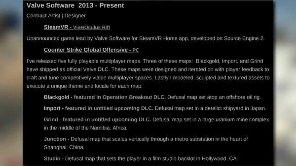 《CS:GO》两个新地图泄露 或将推出新合作任务