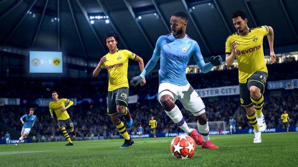 《FIFA 20》玩家数突破千万 街球模式大受欢迎