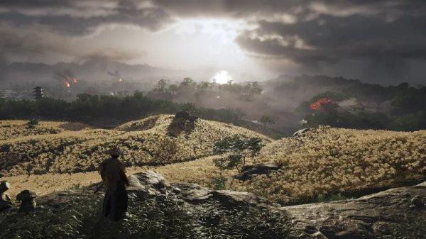 索尼确认《对马岛之鬼》为PS4游戏 或为末代独占大作
