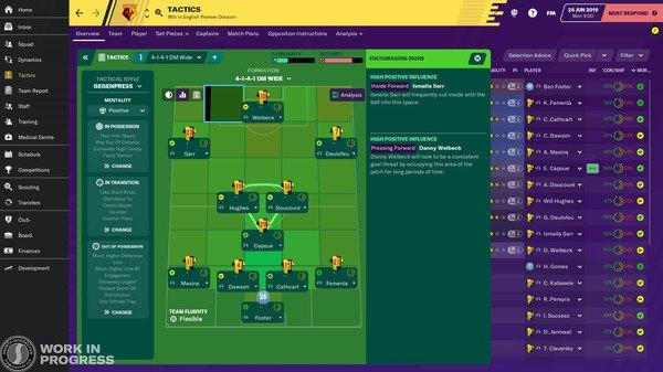 《足球经理2020》发售日期公布 游戏分为三个版本