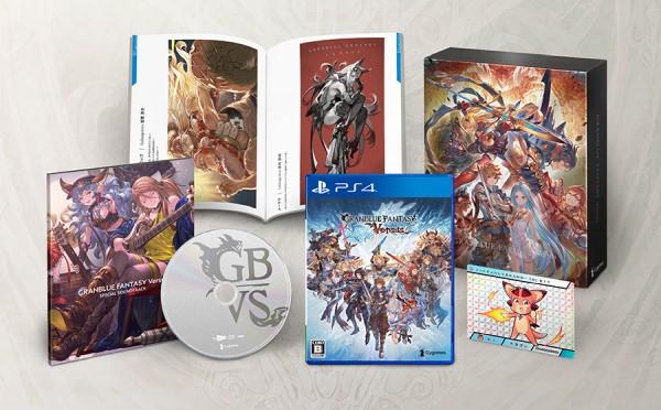 《碧蓝幻想Versus》PS4版封面公布 2020年2月6日发售