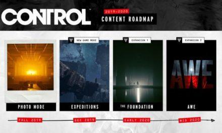 《控制》更新计划公布 明年将推出2款付费DLC