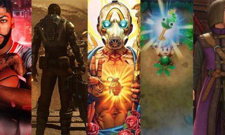 2019年9月新游推荐 《无主之地3》正式发售