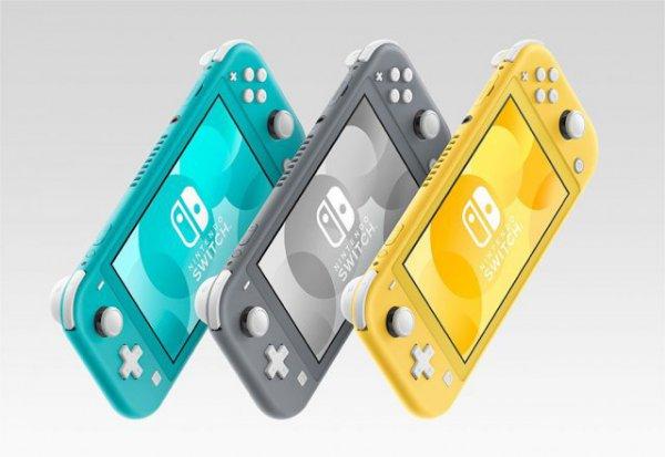 任天堂发布Switch Lite新宣传片 随时随地畅享游戏